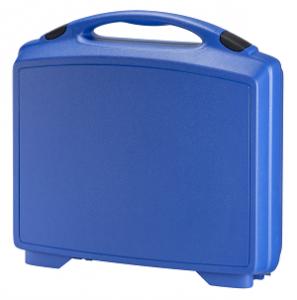 Kunststoffkoffer ABS blau