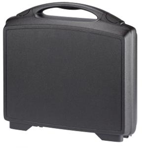 Kunststoff Koffer ABS schwarz